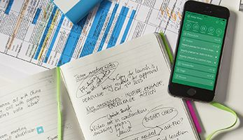 Evernote Planner By Moleskine Moleskine Planner Stationery Planner Addicts Filofax Planners