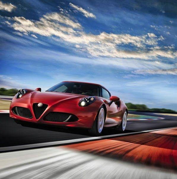 The Alfa Romeo 4C #carleasing Deal