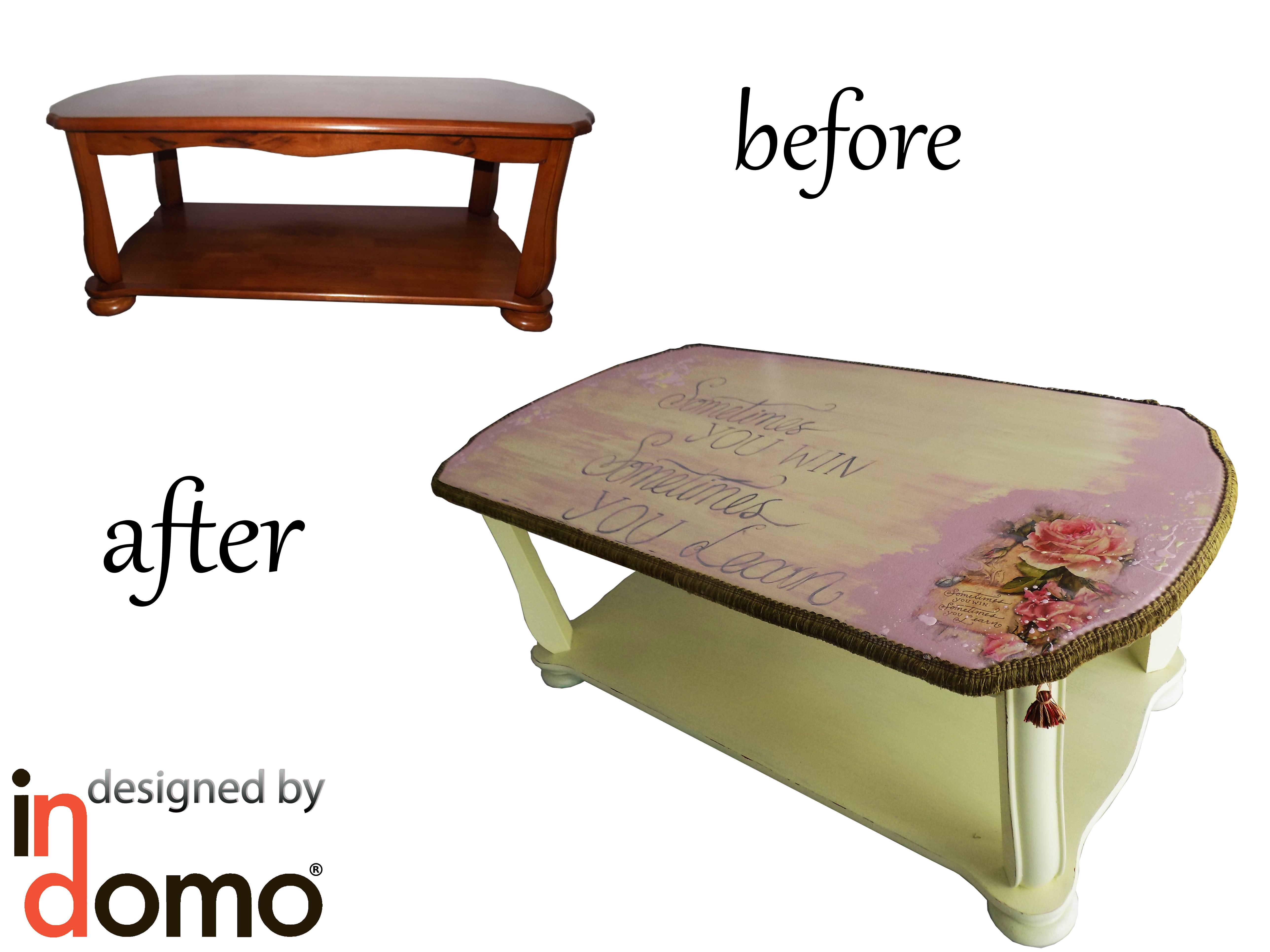 Old Table Renovation