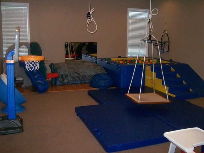 Small Sensory Gym Helping Hands Children S Therapy