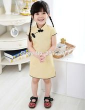 83edb81fc11e6 Cotton Girls dress baby girl clothes summer style vestidos infantis ...
