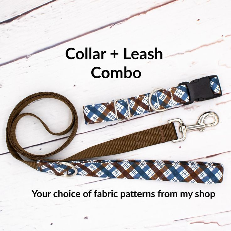 Dog Collar and Leash Set, Your choice of fabric pattern, Martingale dog collar upgrade availa... Dog Collar and Leash Set, Your choice of fabric pattern, Martingale dog collar upgrade available, up to 1.5