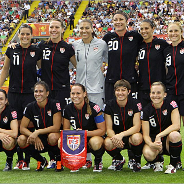 Usa Girls Soccer Team 3 Girls Soccer Girls Soccer Team Usa Soccer Women