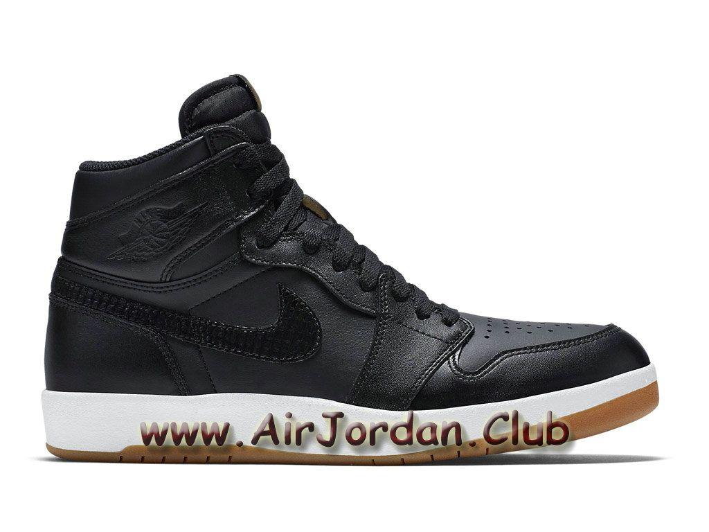 Air Jordan 1.5 The Return Black Gum 768861_008 Chaussures Air JOrdan Prix  Pour Homme noires