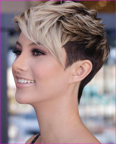 10 Stylish Pixie Haircuts for Women - New Short Pi