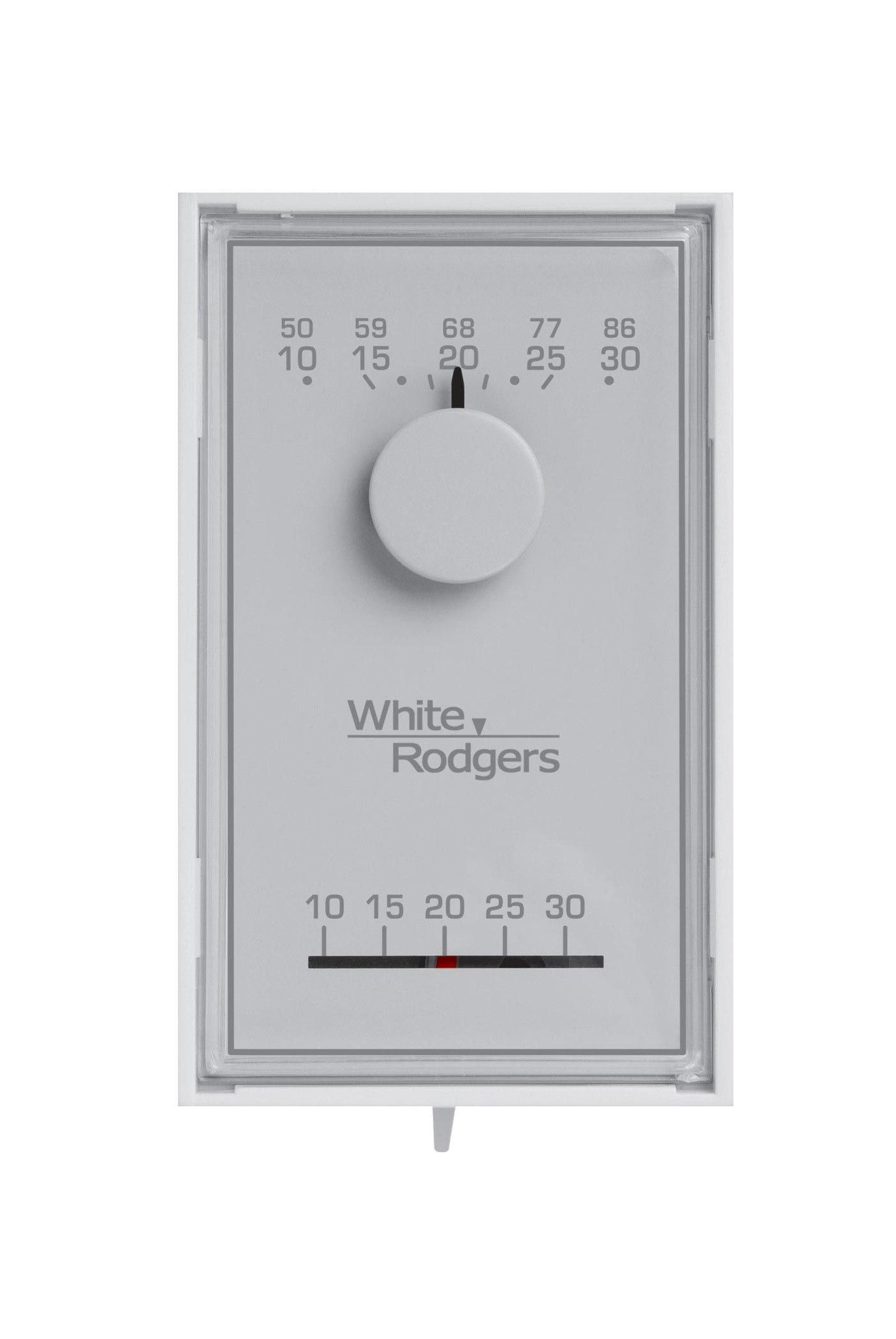 Thermostat White Rodgers Emerson 1e30n 311 Thermostat Cooking Timer Packing