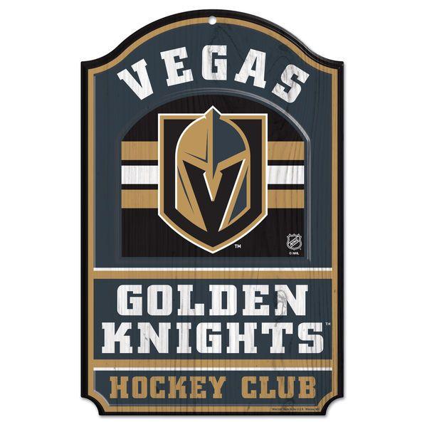 Vegas Golden Knights Wincraft 11 X 17 Wood Sign 19 99 Vegas Golden Knights Golden Knights Golden Knights Hockey
