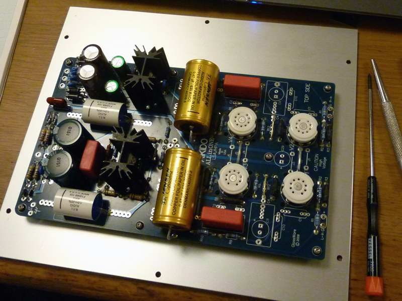 Aikido preamp hi fi pinterest aikido valve amplifier and