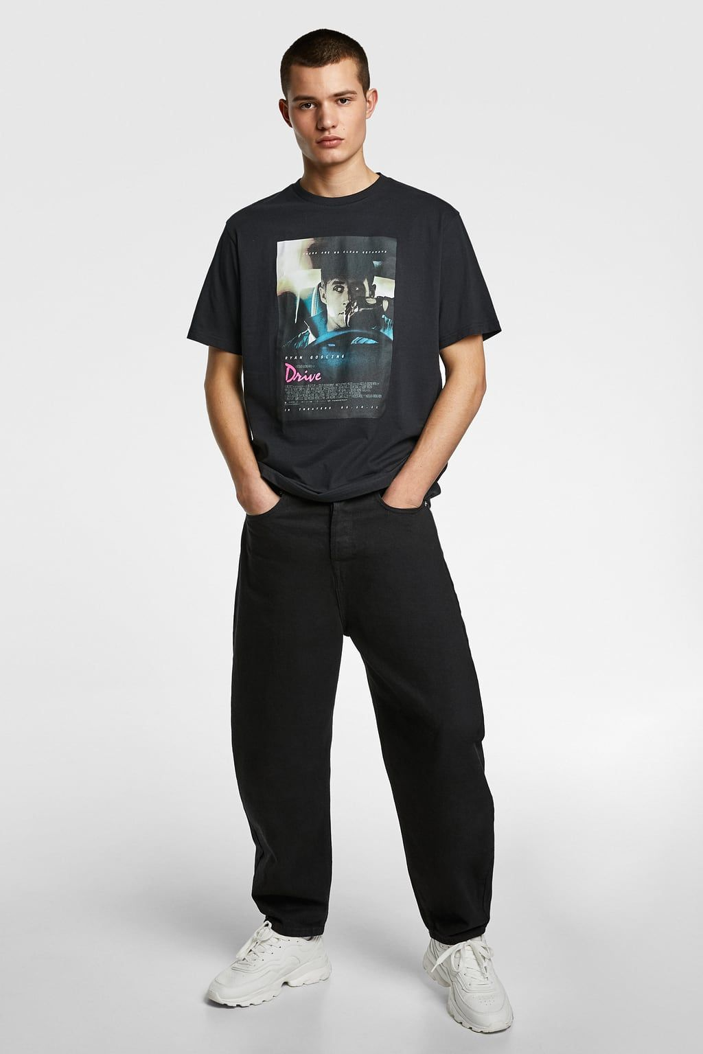 15e17f33a2 Men's Printed T-shirts | New Collection Online | ZARA United States ...