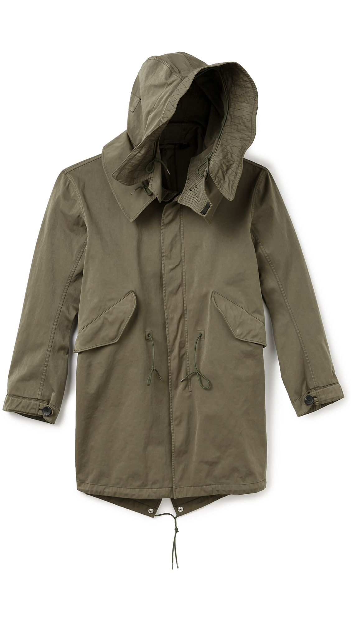 The outerwear mantel c&a