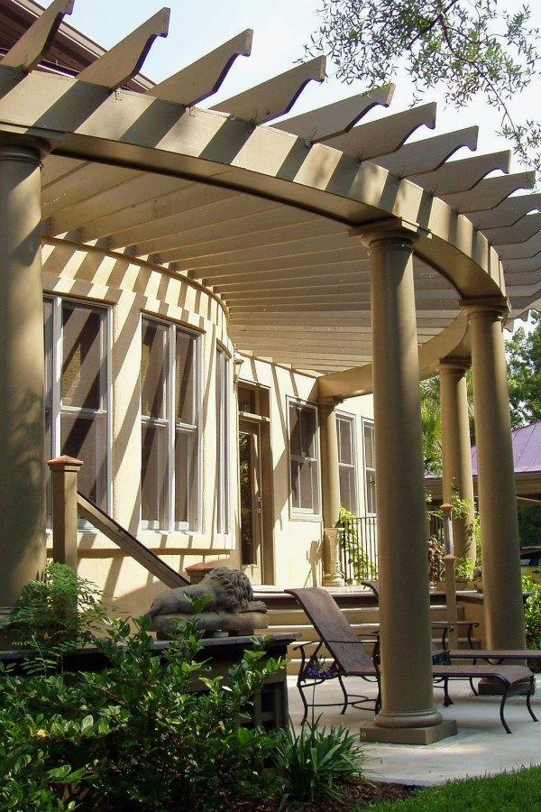 Landscape Ideas For Your Home Pergolas, Arbors