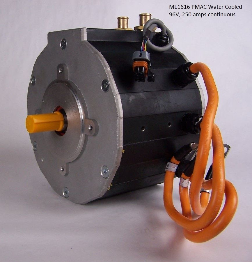Details About 96v Complete Electric Car Conversion Kit Ev
