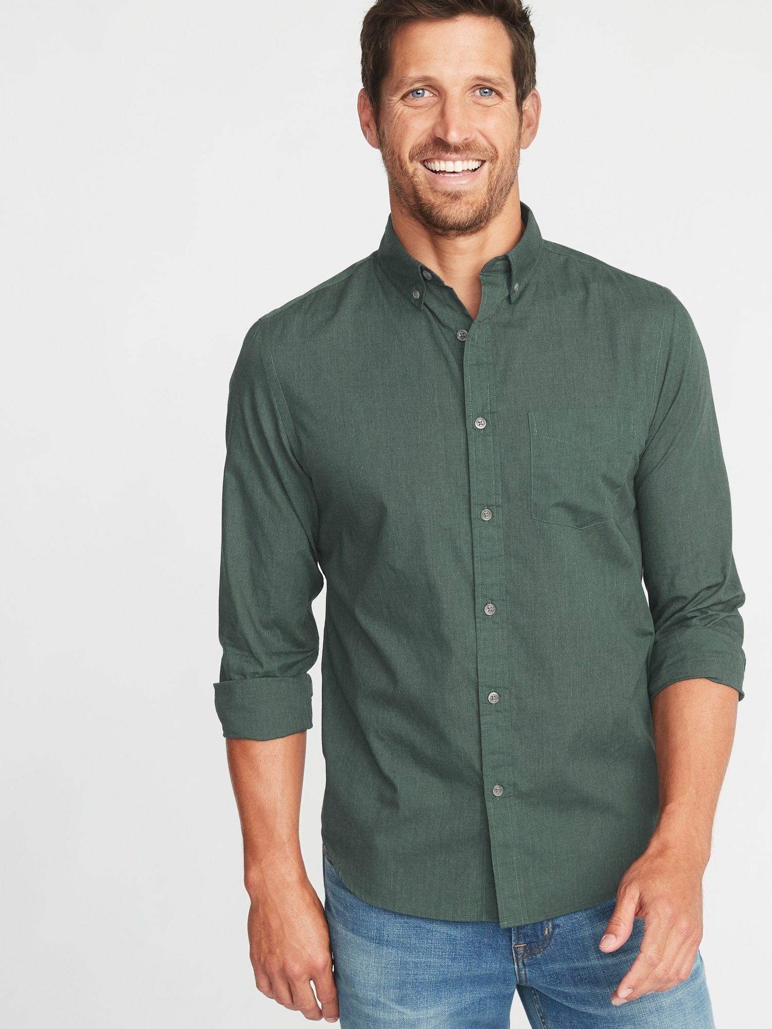 602e2a502d1d26 Slim-Fit Poplin Shirt For Men in 2019   Christmas Wish List   Shirts ...