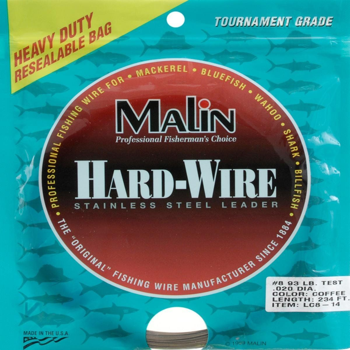 Malin LC8-14 Stainless Steel Wire *** You can get additional details ...