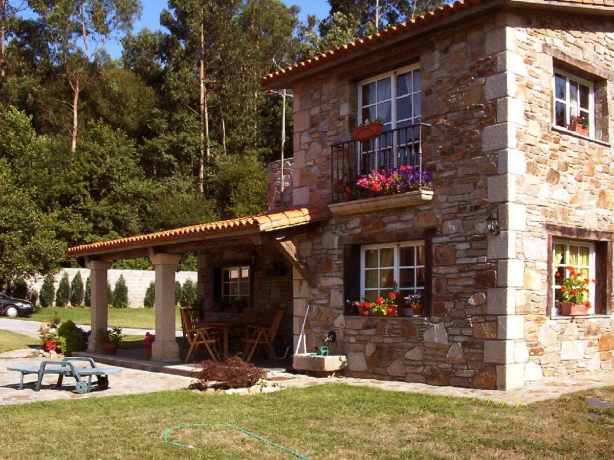 Publicaciones sobre construcciones de casas r sticas en galicia y asturias paisaje - Construcciones de casas ...