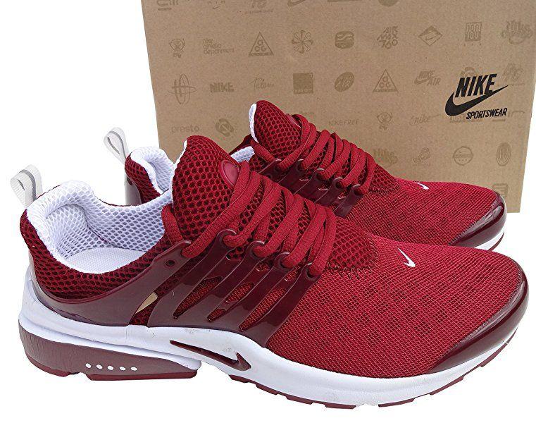 chaussures de séparation c2d8e b4fe9 Homme Pour Air Presto Basket Taille 42 Nike Blancrouge D9HWE2I