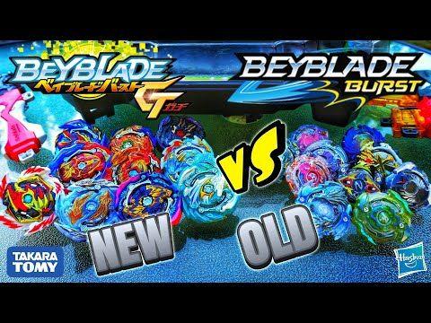 Beyblade Burst Gachi Spriggan : Wizard Fafnir VS Spriggan