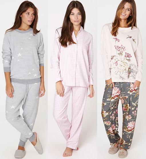 c182460d03 pijamas oysho estampados otoño invierno 2015