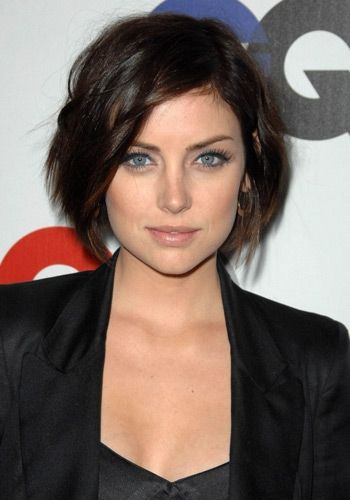 Jessica Stroup Google Search Hair Pinterest Bobs