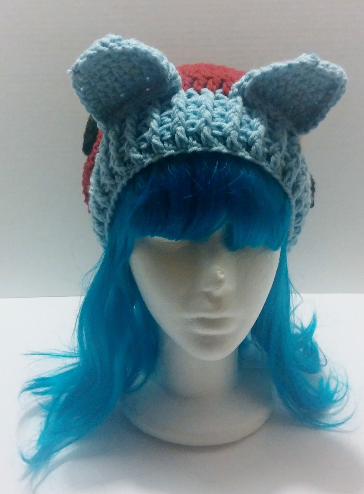Catbug Beanie From Fandomaccessories On Etsy Knitted Cool