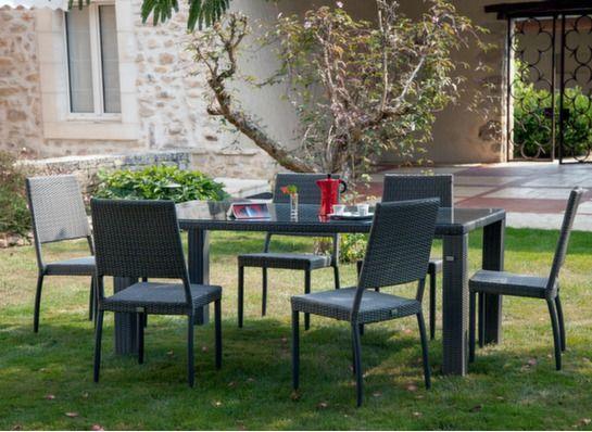 http://www.proloisirs.fr/mobilier-de-jardin/chaises/soleo | Chaises ...