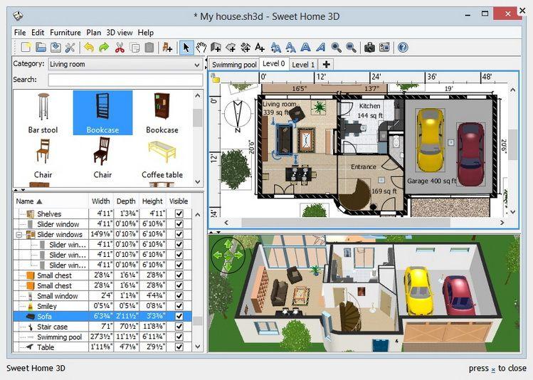 Проектировка квартиры программа скачать бесплатно