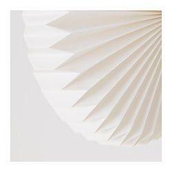 Stråla Paper Lamp Festive Idrizi Taklampskärm IkeaJennifer kPuXZOiT