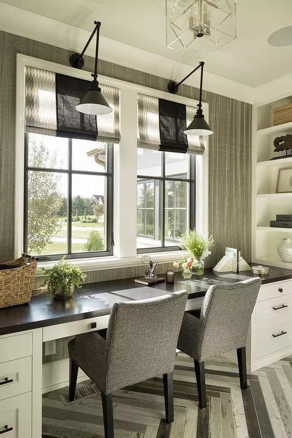 15 Creative Home Office Design Ideas Info Virals Creative Creativehomeofficedesigndeska Home Office Design Home Interior Design