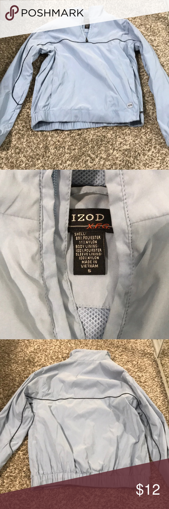 Izod Jacket Izod Jackets Clothes Design [ 1740 x 580 Pixel ]