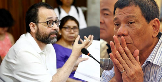 CHR chief tells Duterte to uphold the law says hes open to probing mayors alleged DDS links #RagnarokConnection