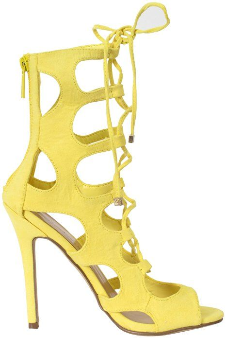 821965d7849 Breckelles Womens Roma-61 Strappy Heels Sandals 4.4 out of 5 stars 57   13.91 -  35.00