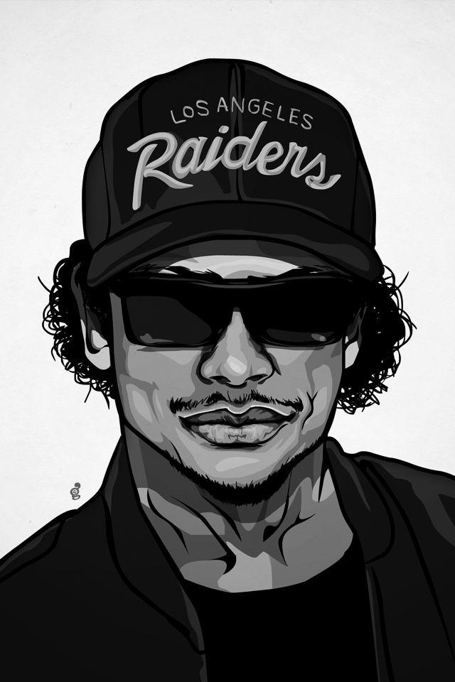Eazy E Tupac And Biggie Sketches 2pac Biggie Eazy E