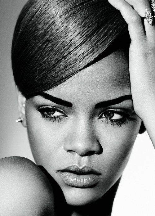 Rihanna for i-D Magazine | Ph.: Willy Vanderperre