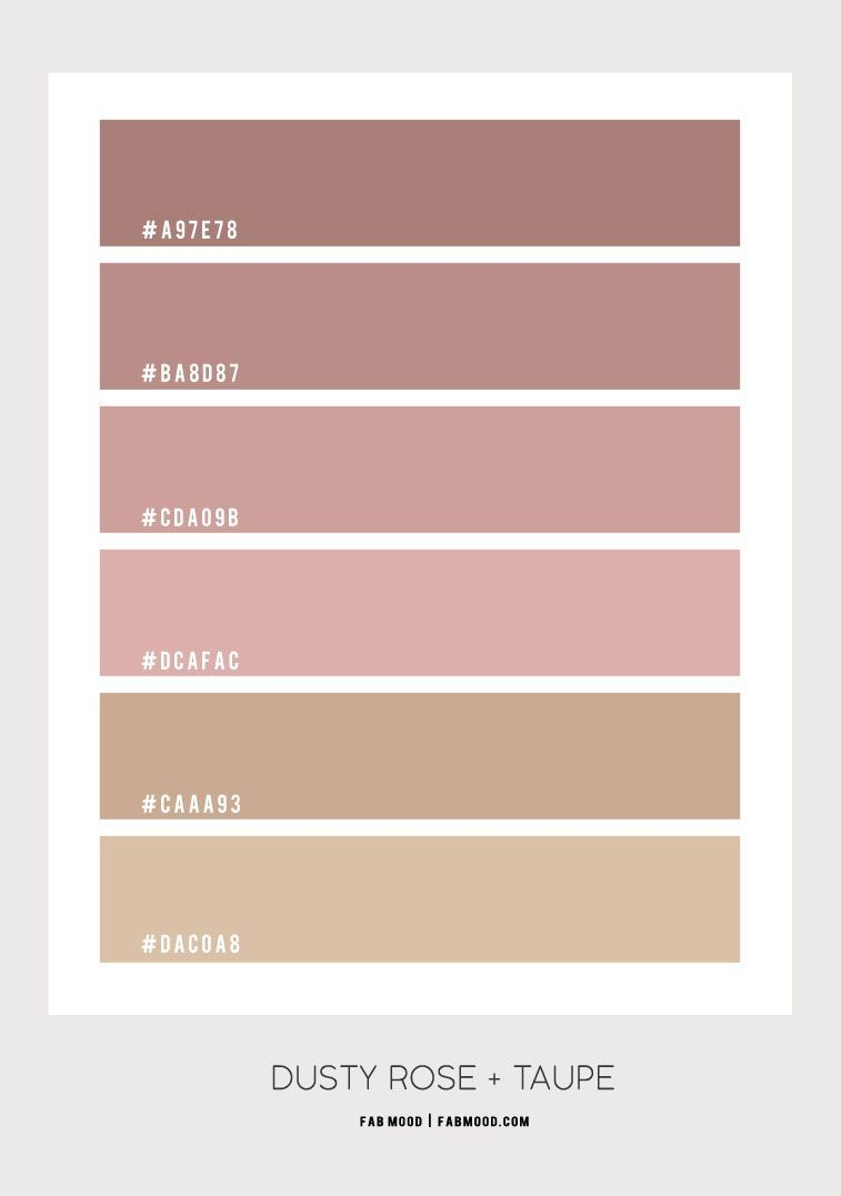 49++ Chambre couleur taupe et rose trends