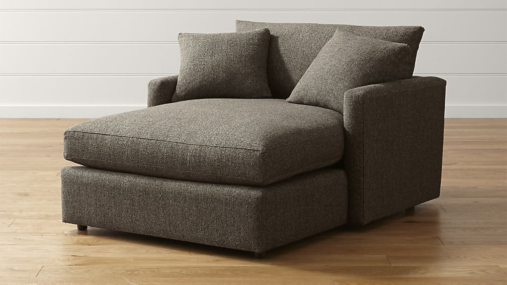 Best Lounge Ii Chaise Crate And Barrel With Images Couch 400 x 300