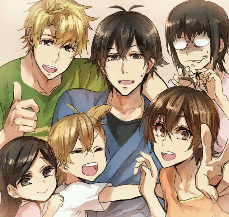 Barakamon Barakamon, Anime, Anime friendship
