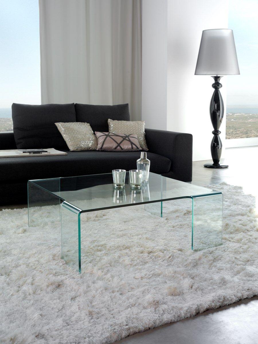 Mesa Auxiliar De Cristal De Dugar Home Modelo Ct 204 Decor Decoracion Mesas Blanco Hogar Du Coffee Table Modern Glass Coffee Table Coffee Table Square [ 1200 x 900 Pixel ]