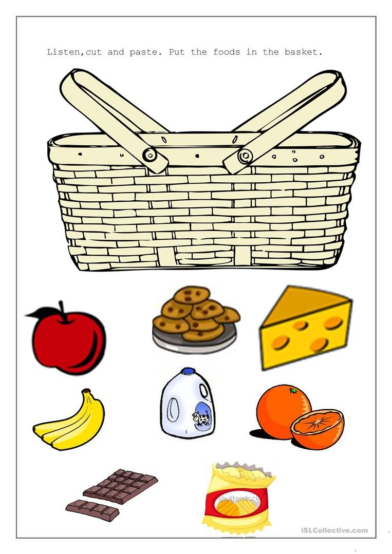 Picnic Basket | Picnic activities, Camping crafts ...
