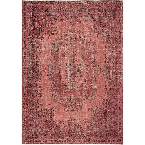 Flachgewebe-Teppich Borgia in Grün Louis de Poortere Teppichgröße: Rechteckig 80 x 150 cm