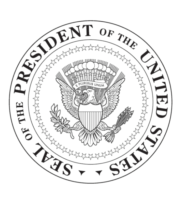 Presidential Seal Coloring Page Presidential Seal Coloring Pages Printable Coloring Pages