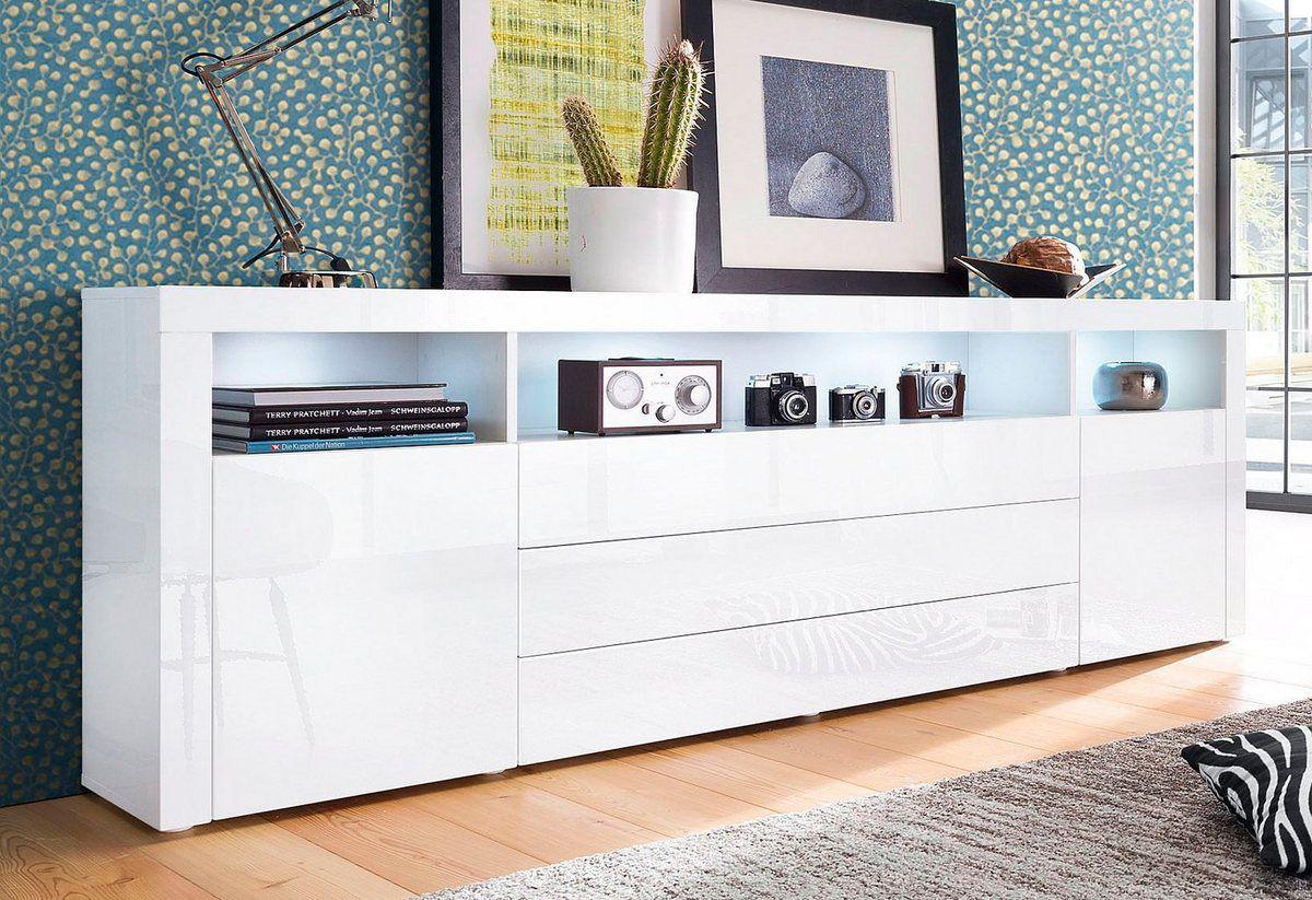 Sideboard Breite 200 Cm Sideboard Wohnen Wohnkultur Ideen