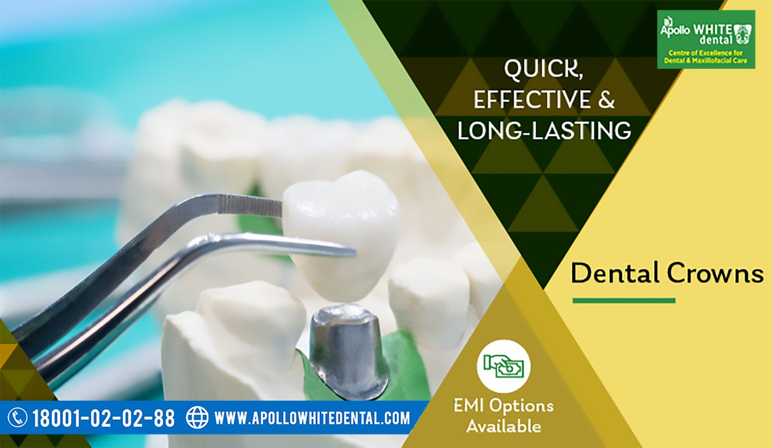 Book an appointment with best dentist apollowhitedental