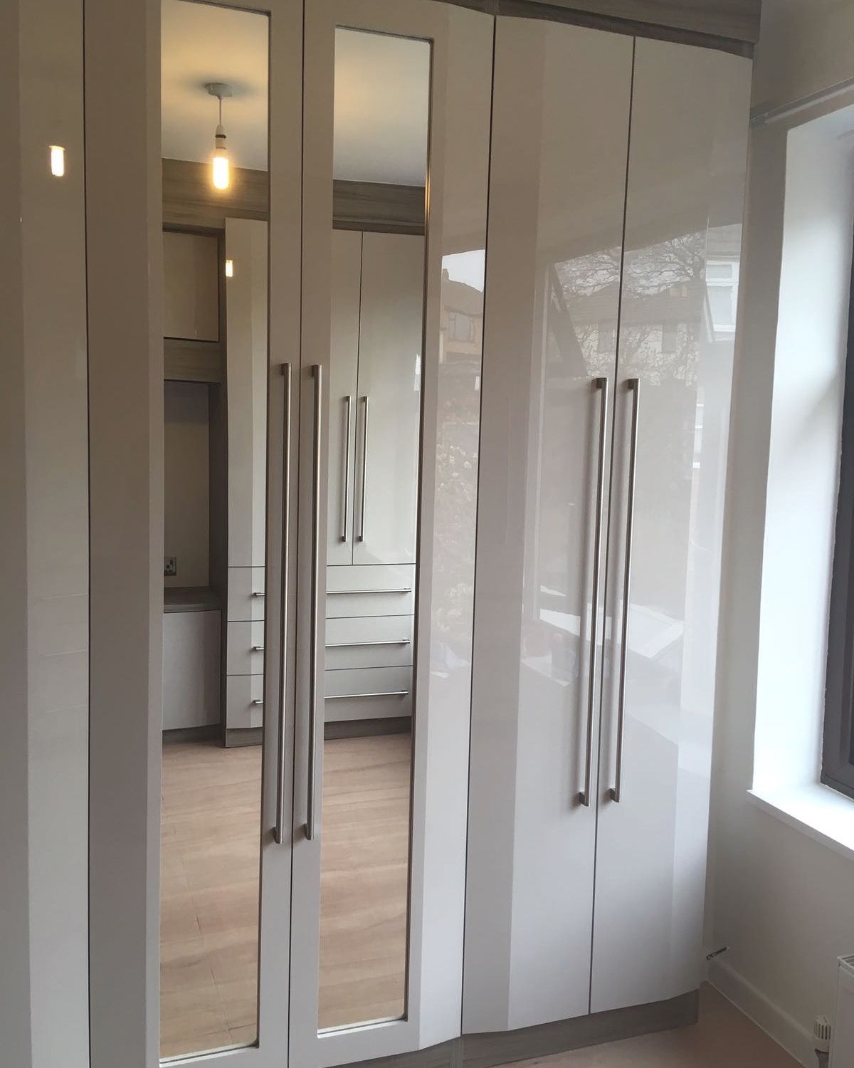 Pin by M&S Bedrooms Ltd on Fitted Bedrooms | Fitted ...