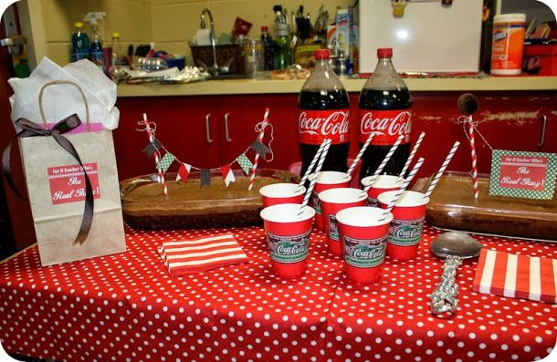 Coca-Cola Party by little pumpkin grace