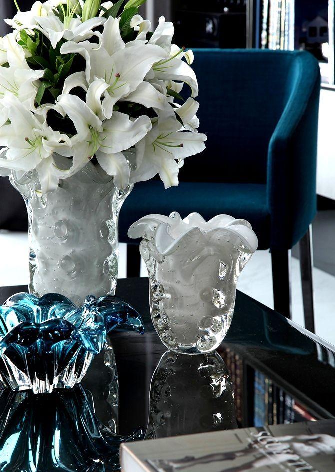 What To Put In A Glass Bowl For Decoration Os Muranos Estão Em Alta  Living Rooms Decoration And Living