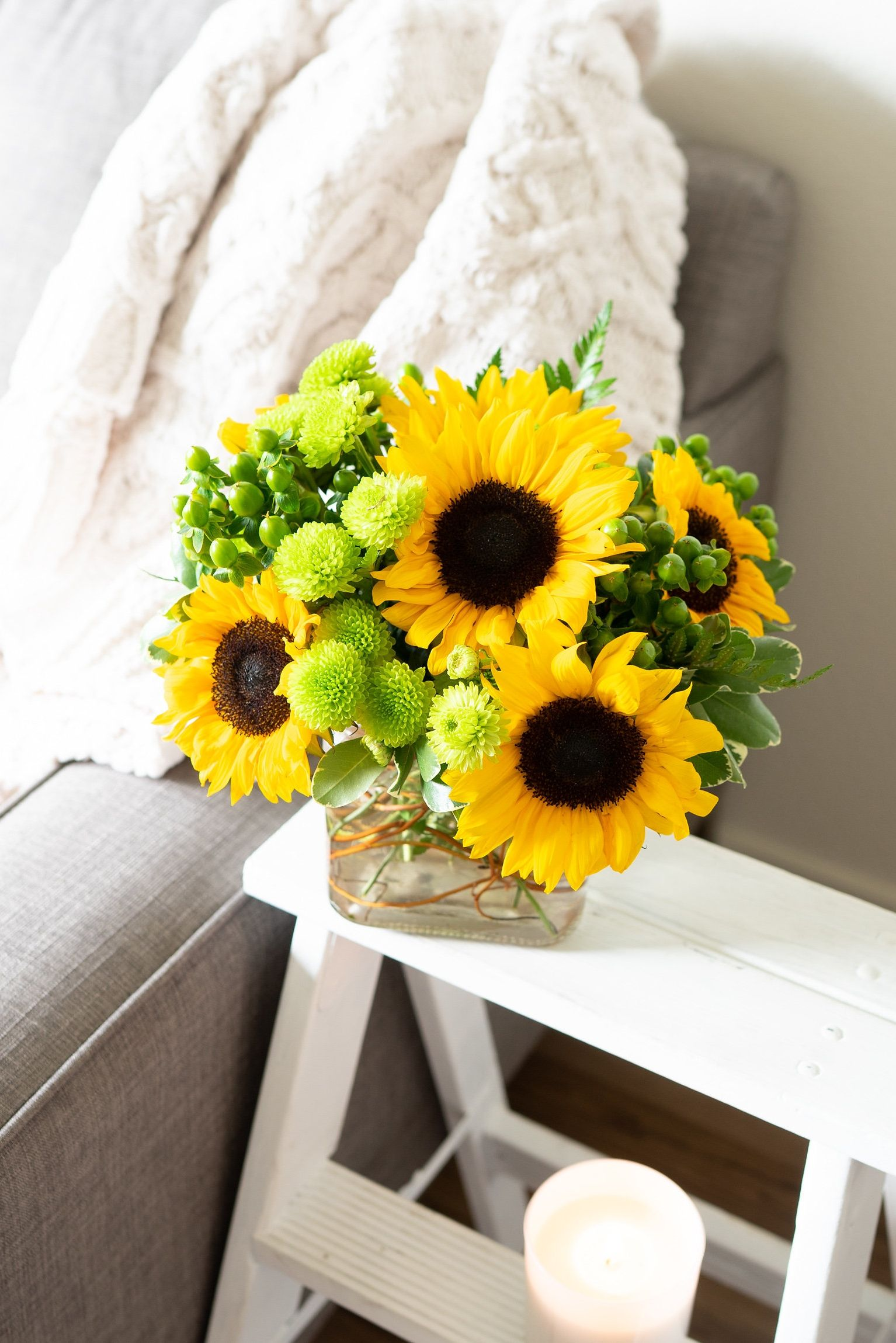 Sunflower Surprise at From You Flowers in 2020 Flowers