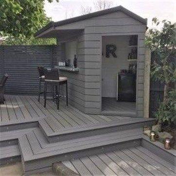 20+ Stunning Little Terrace Garden Decorating Ideas