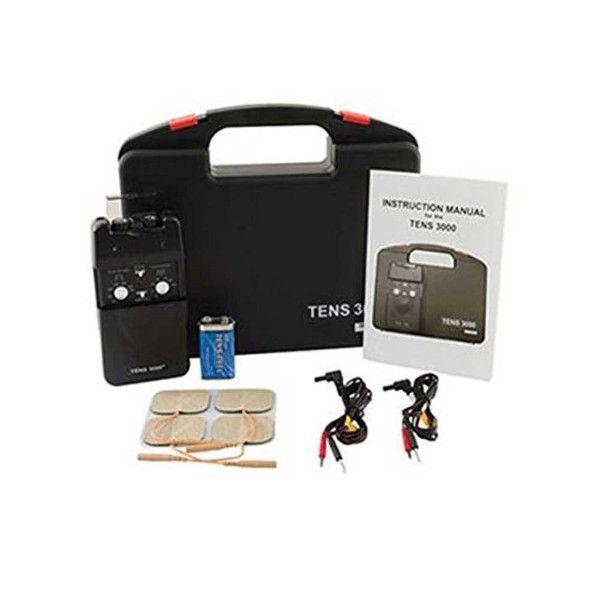 TENS 3000 TENS Device Plus Accessories