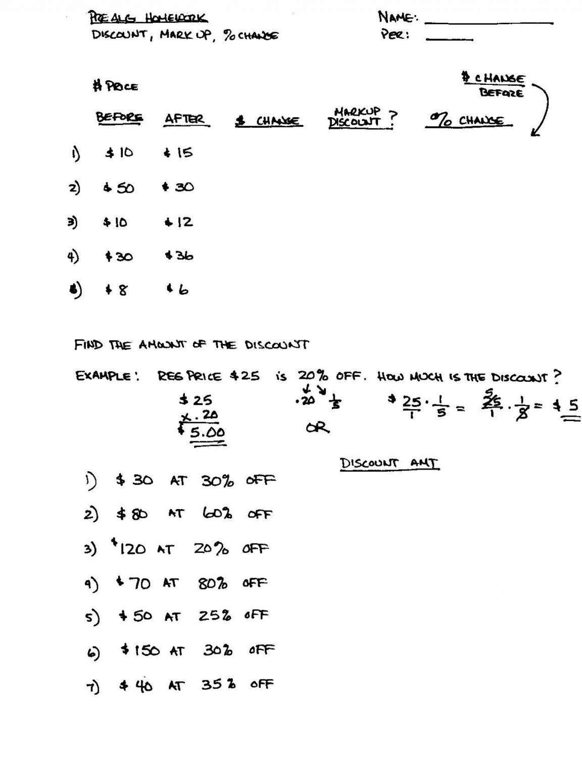 9 Famous Last Word Math Worksheet