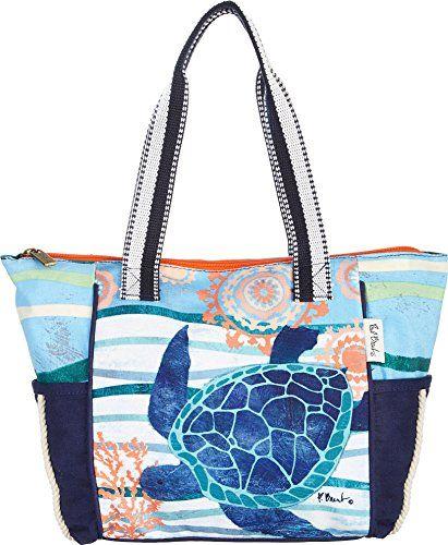 e9039c6caabd Pin by Bella Bee on Sun 'N' Sand in 2019   Beach tote bags, Bags ...